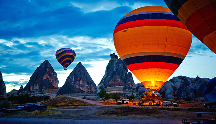 1,5 Hour Cappadocia Hot Air Balloon Tour