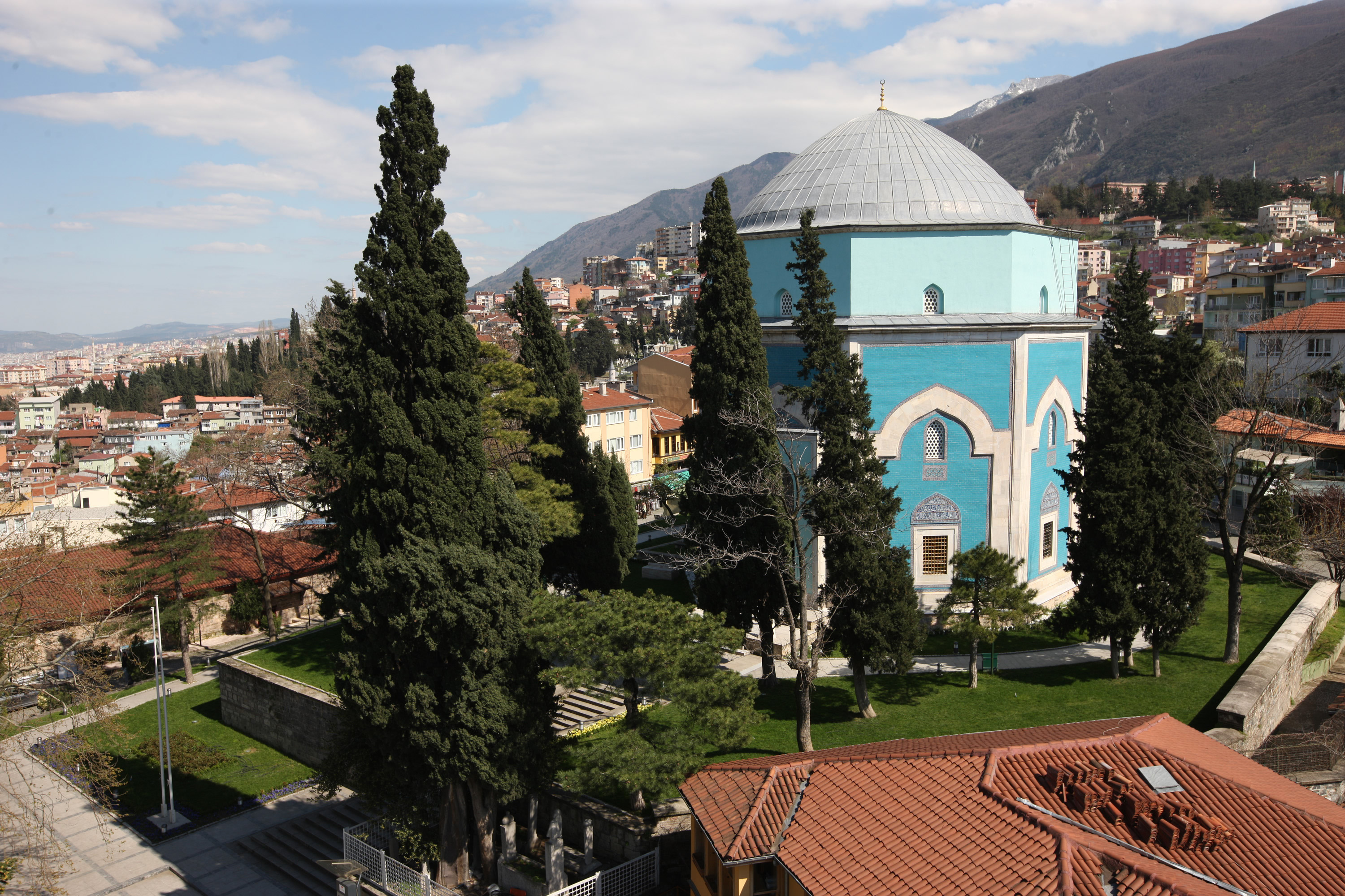 1 Day 1 Night Bursa Tour From Istanbul