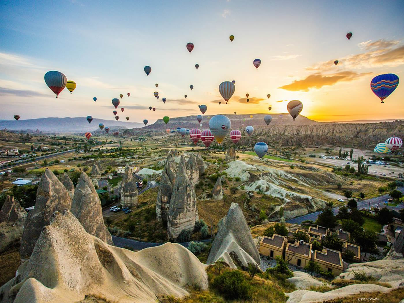 1 Day 1 Night Cappadocia Tour from Istanbul 1