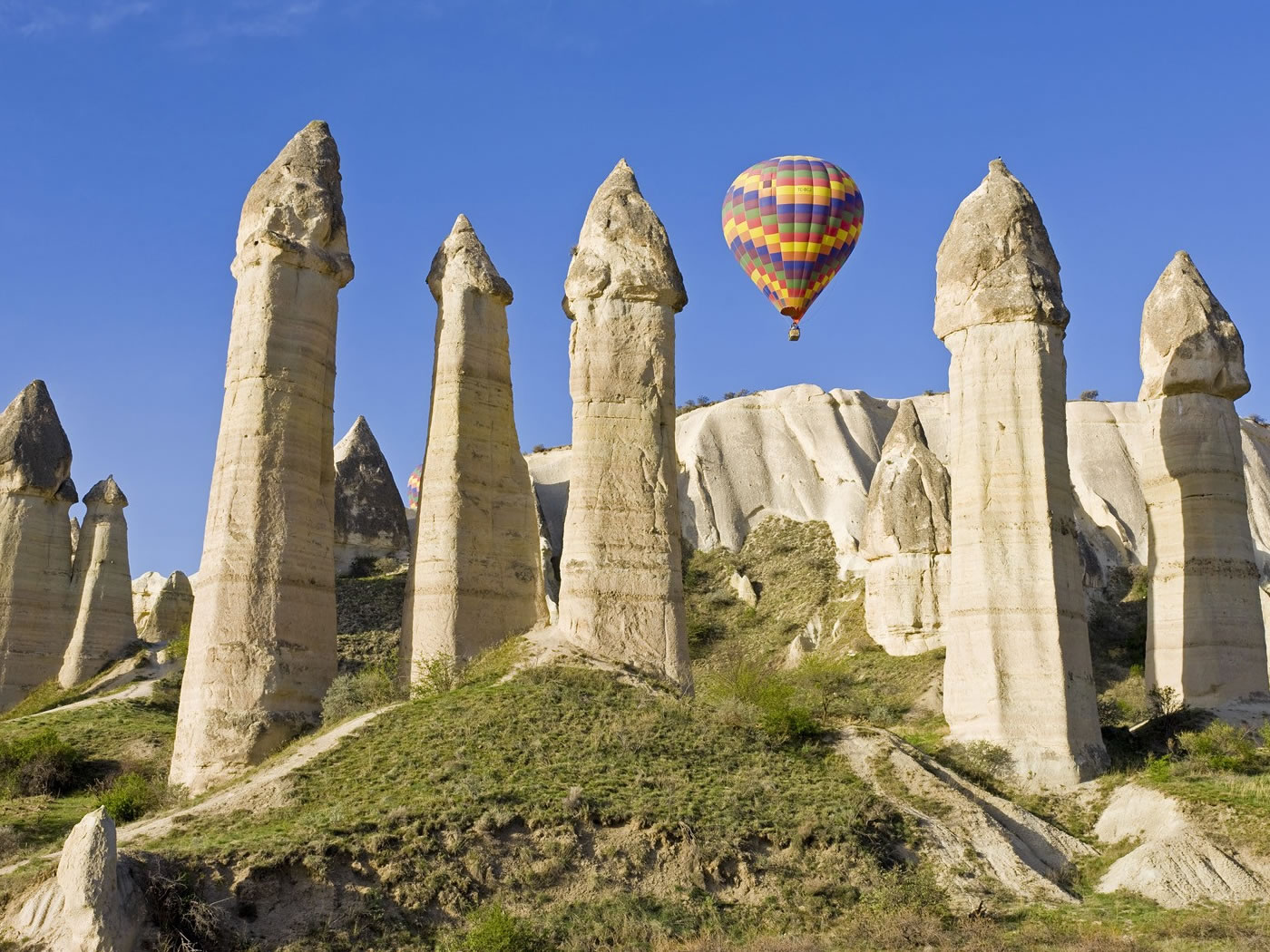 1 Day 1 Night Cappadocia Tour from Kayseri