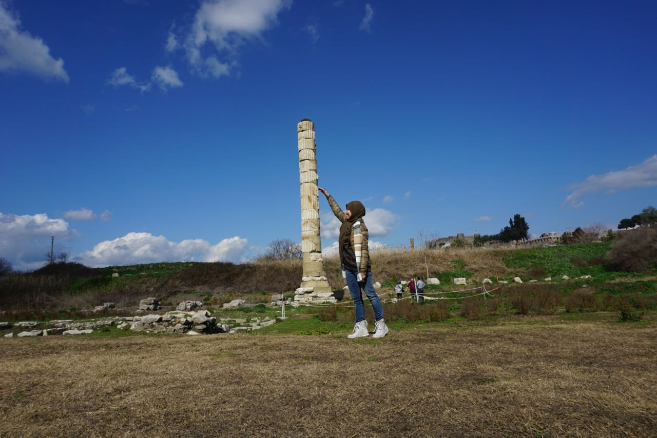 1 Day 1 Night Ephesus Tour From Istanbul