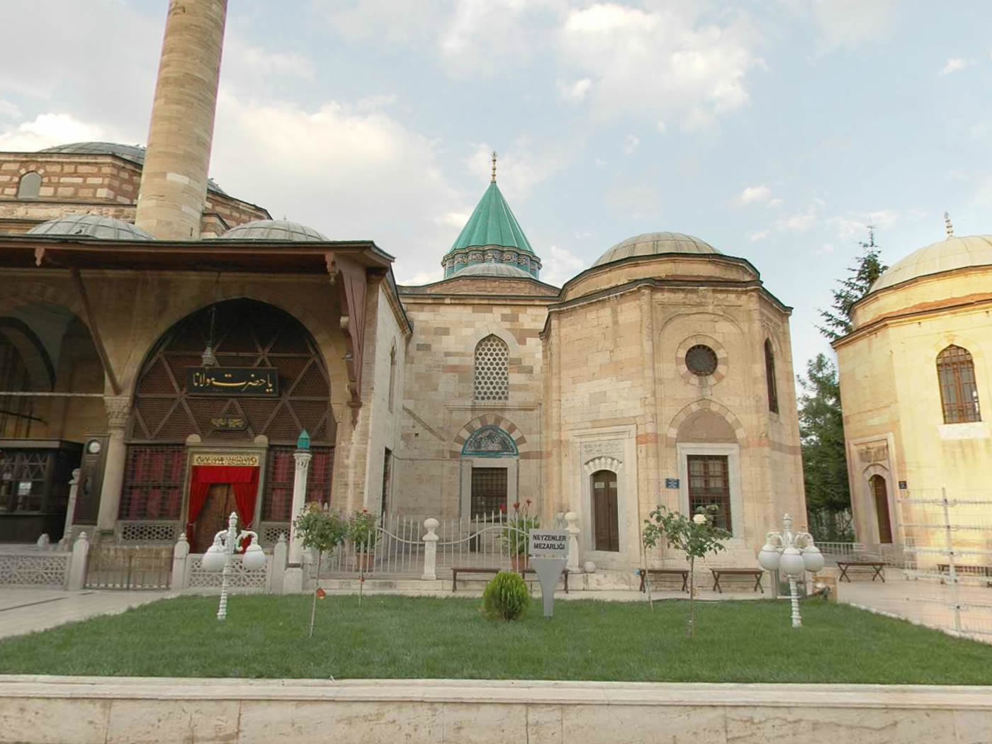 1 Day 1 Night Konya Tour From Istanbul
