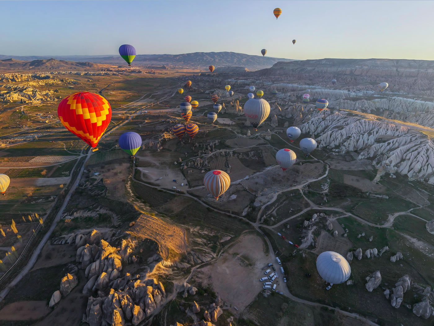 1 Day 1 Night Private Cappadocia Tour from Kayseri