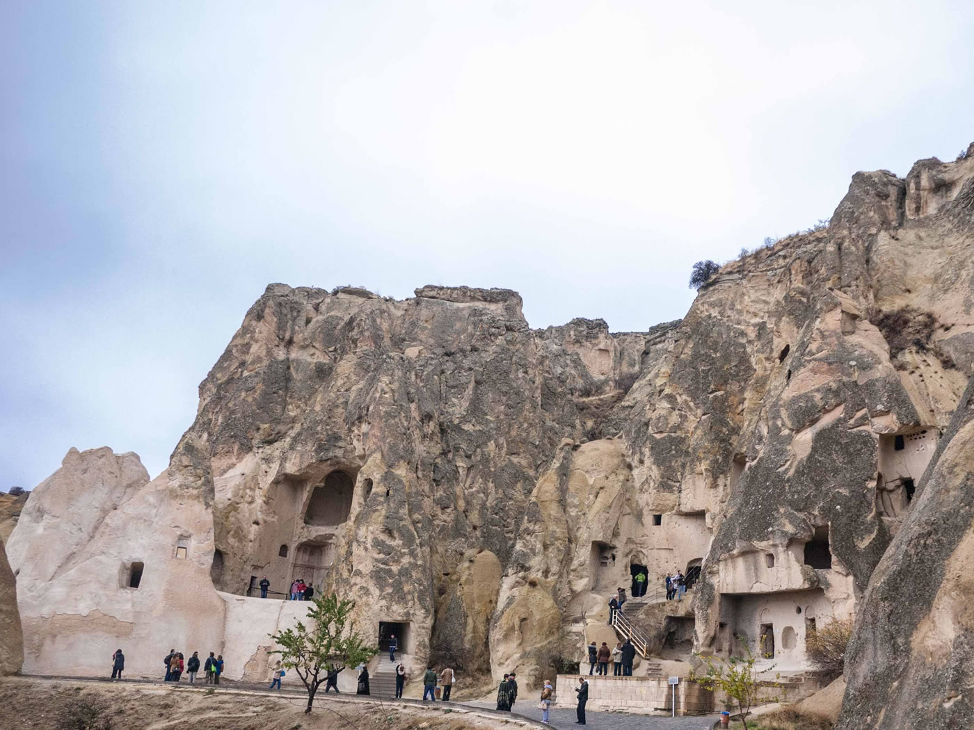 1 Day Cappadocia Tour From Istanbul By Bus