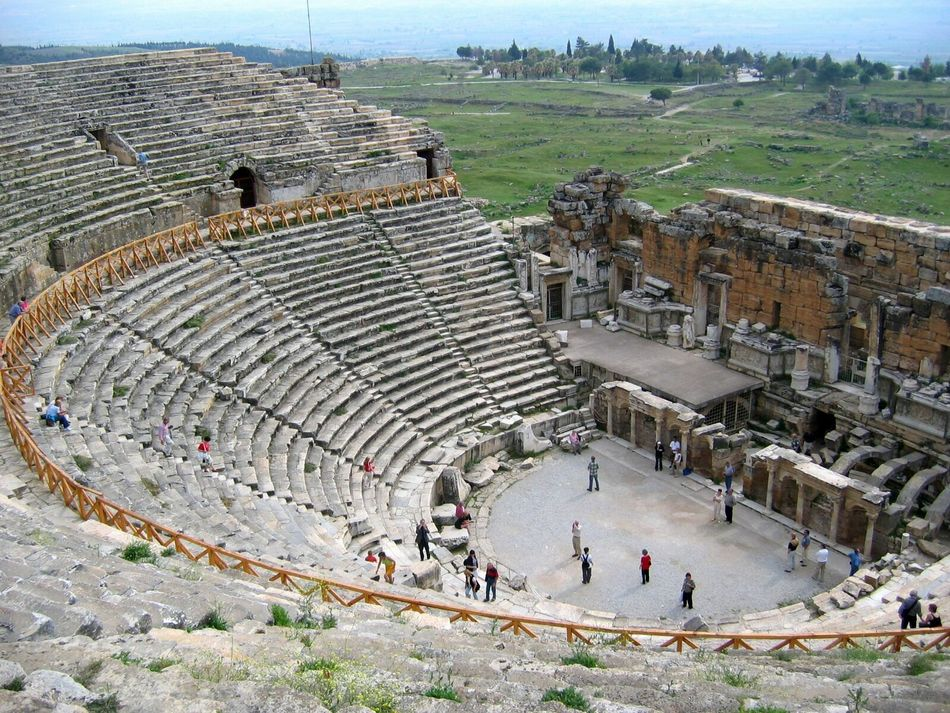 2 Day Ephesus And Pamukkale Tour From Istanbul by airplane 4