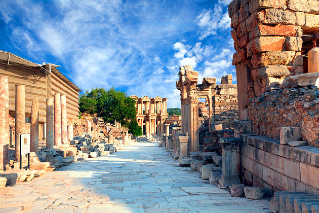 2 Day Ephesus And Pergamon Tour From Istanbul