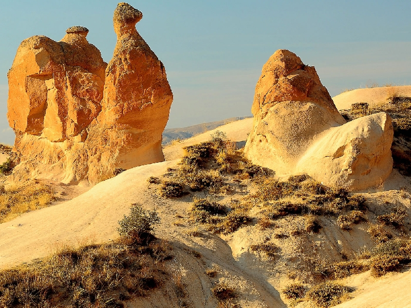 2 Day Private Cappadocia Tours From Istanbul