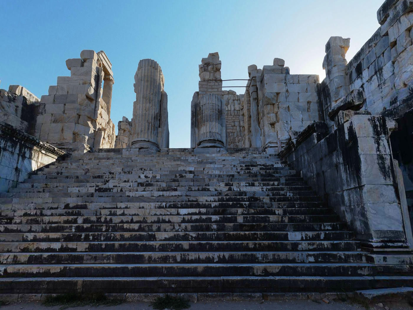 2 Days 1 Night Ephesus, Priene, Miletus, Didyma Tour Package