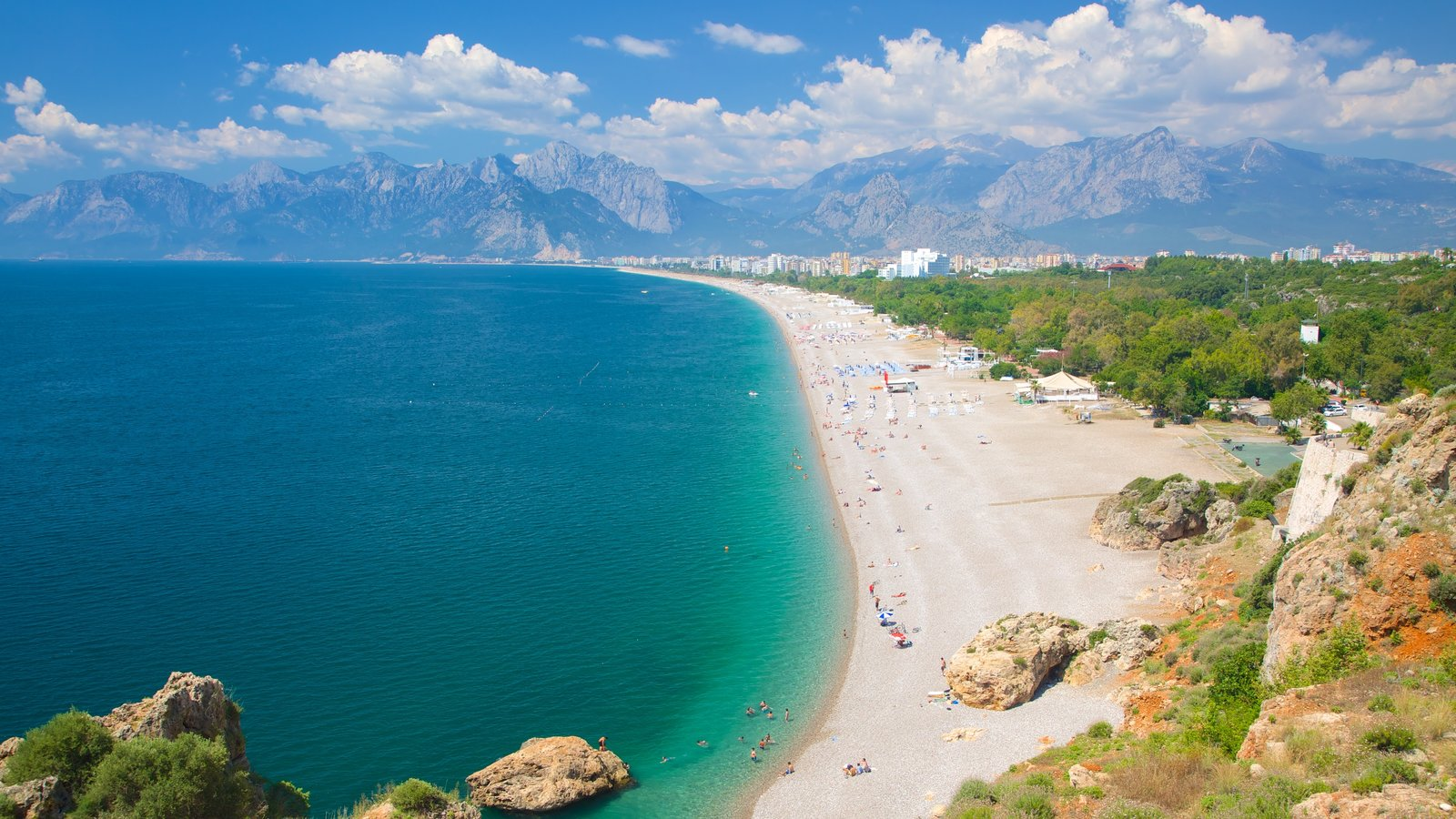 21 Days 20 Nights Turkey Tour Packages