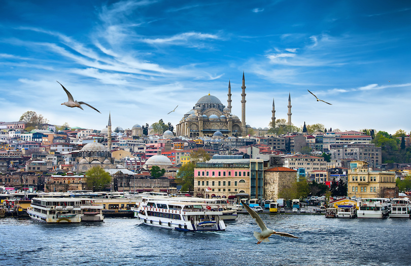 3 Day 2 Night Istanbul Tour Package