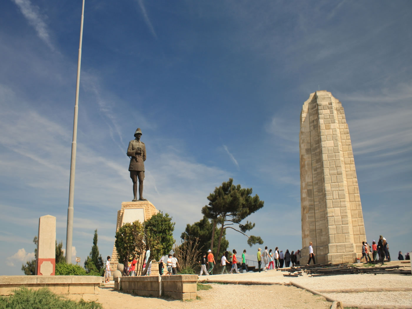 3 Day Gallipoli Troy Pergamon And Ephesus Tours