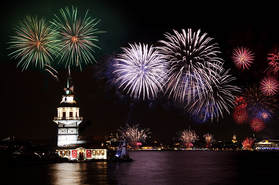 3 Day New Year Istanbul Tour Package