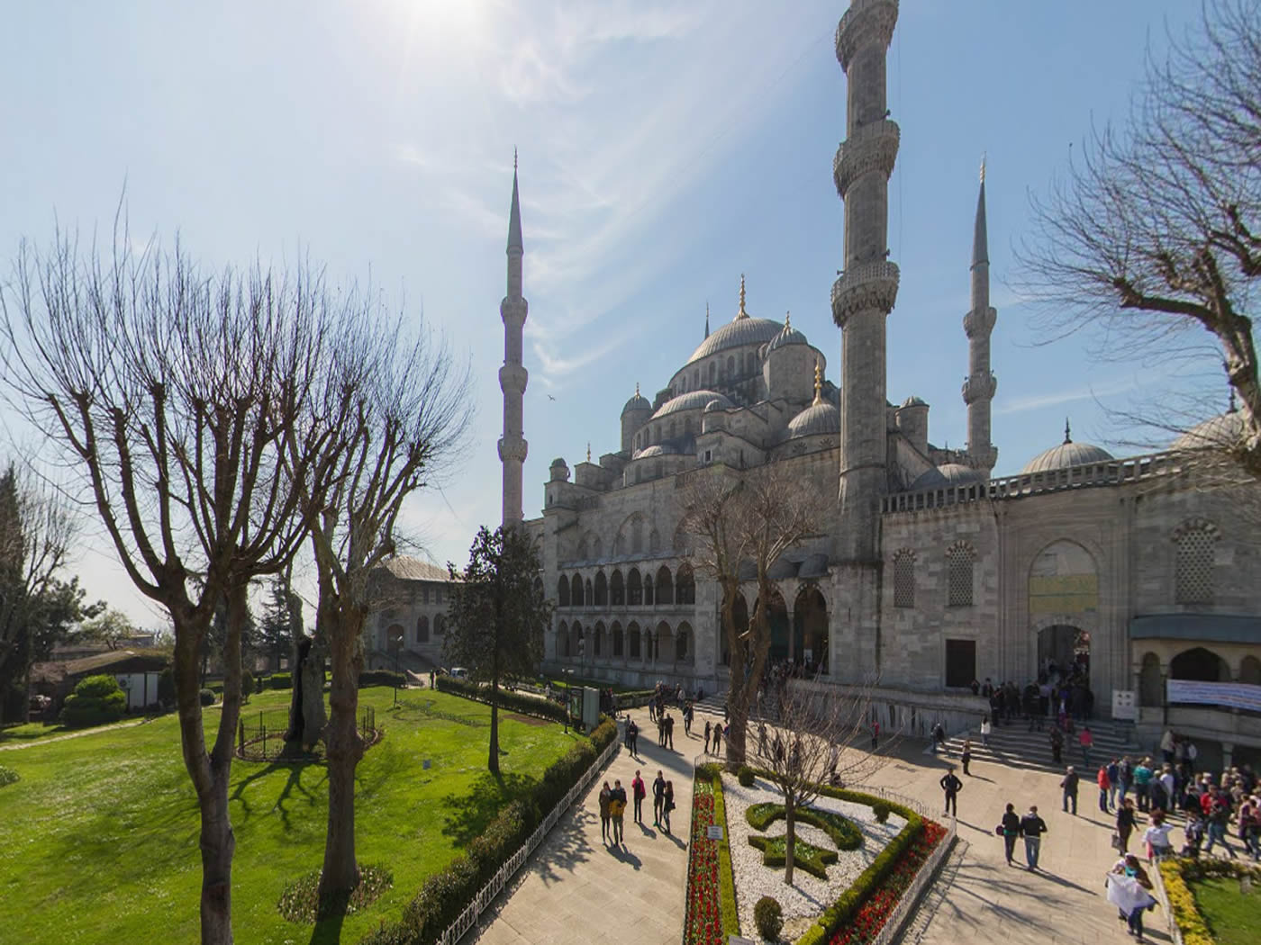 4 Day Cappadocia Pamukkale and Istanbul Tour Package