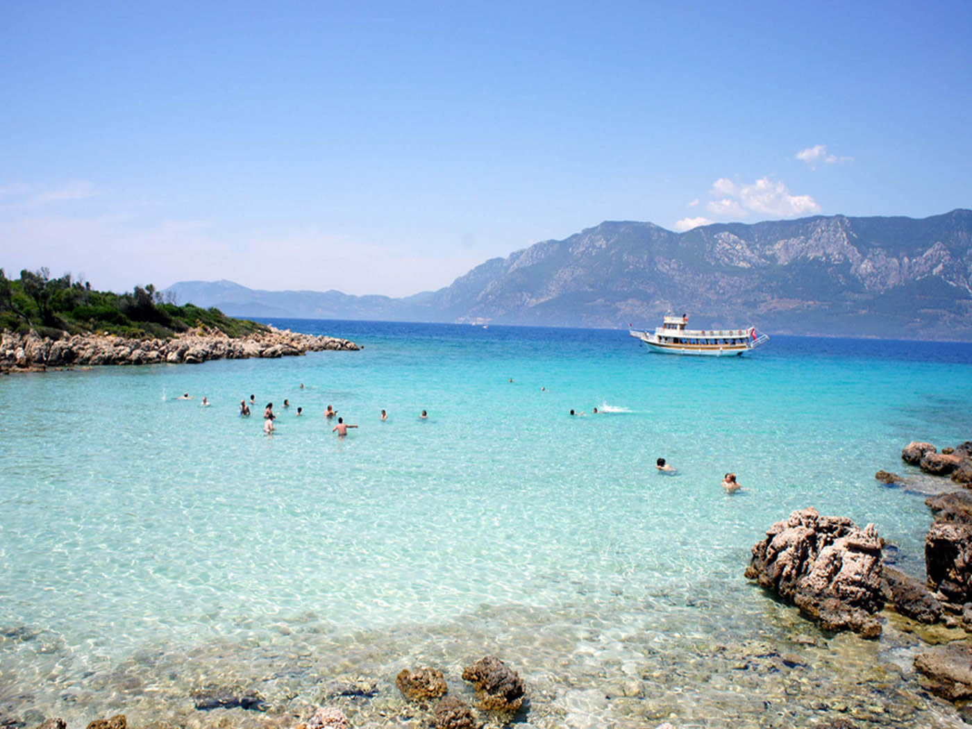 4 Day Fethiye To Marmaris Blue Cruise Cabin Charter 2