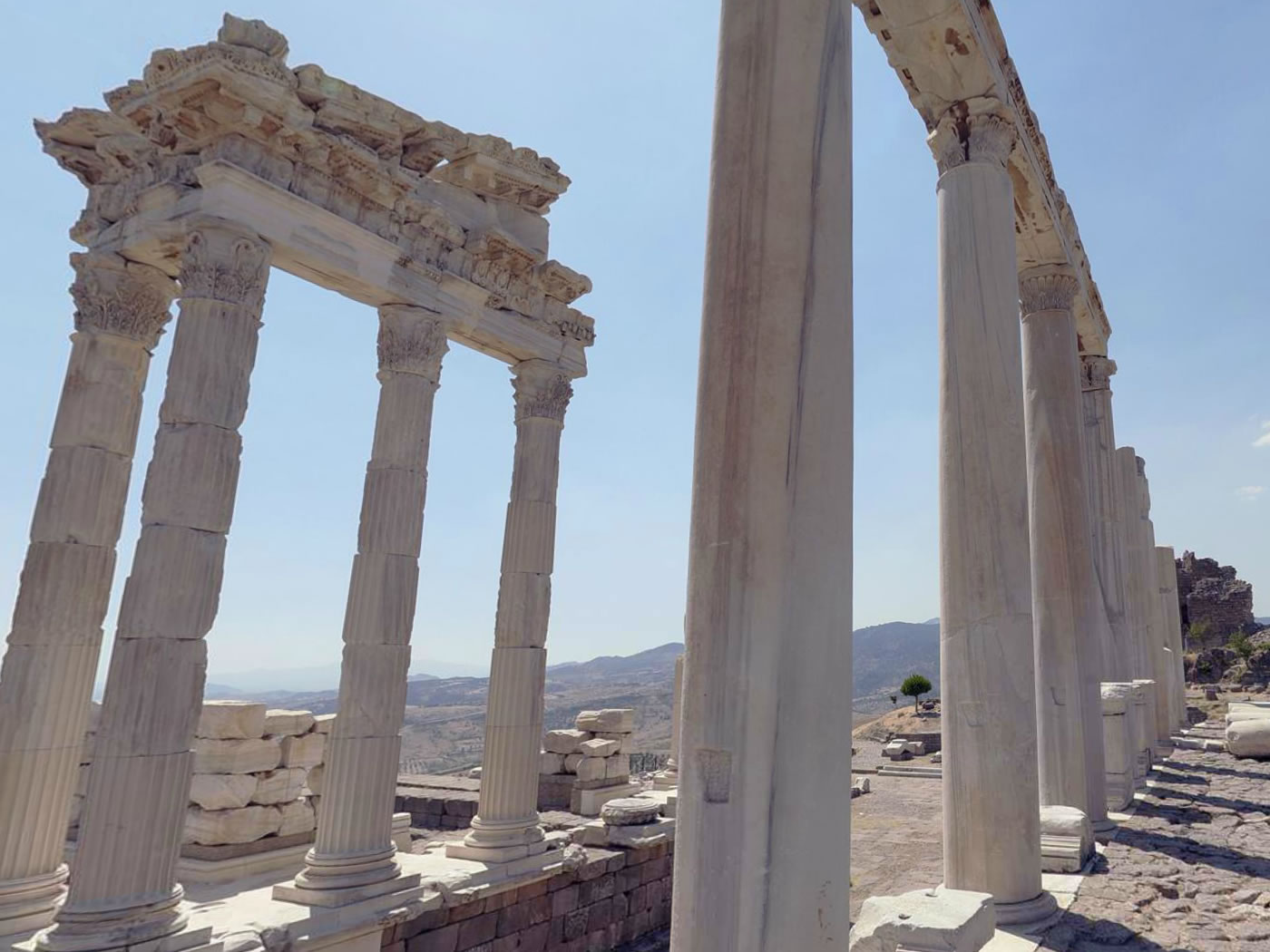 4 Day Gallipoli Troy Pergamon Ephesus And Pamukkale Tours 3