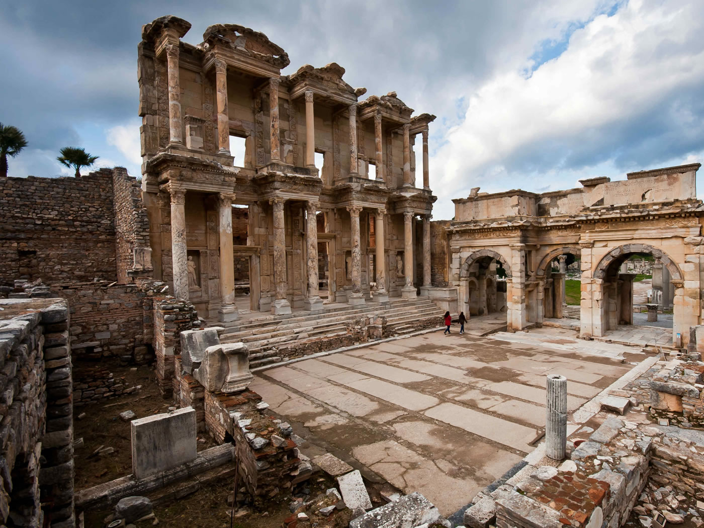 4 Day Gallipoli Troy Pergamon Ephesus And Pamukkale Tours 4