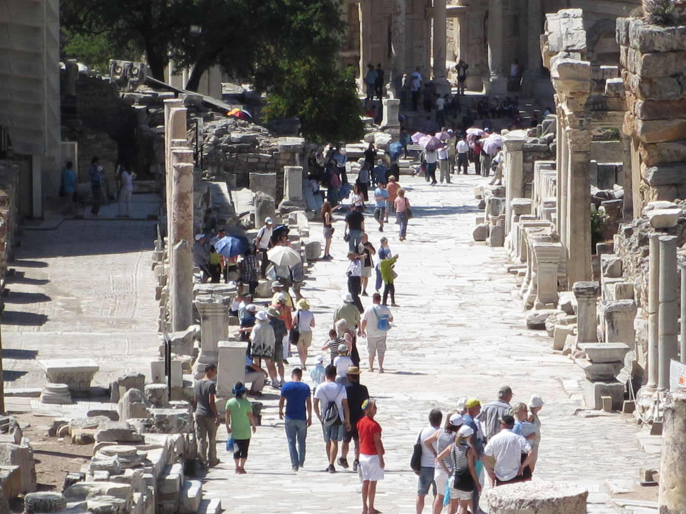 4 Day Gallipoli Troy Pergamon Ephesus And Pamukkale Tours 5