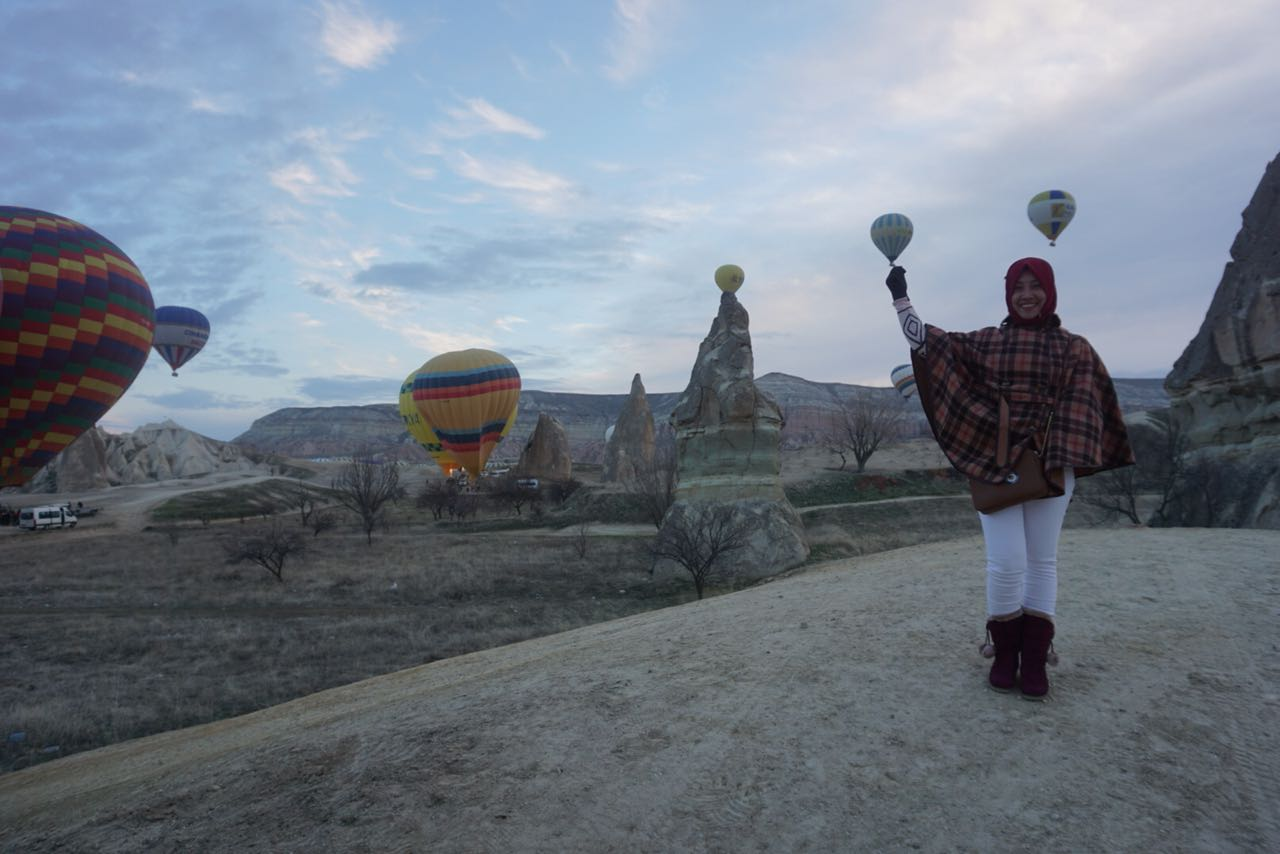 4 Days 3 Nights Cappadocia, Pamukkale And Ephesus Tour Package 2
