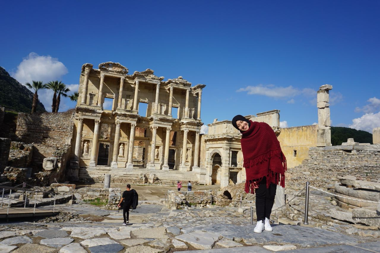 4 Days 3 Nights Cappadocia, Pamukkale And Ephesus Tour Package 5