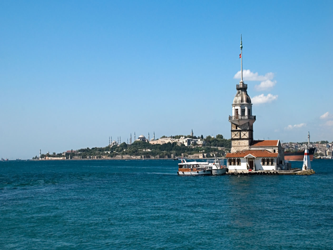 5 Day Istanbul Honeymoon Package