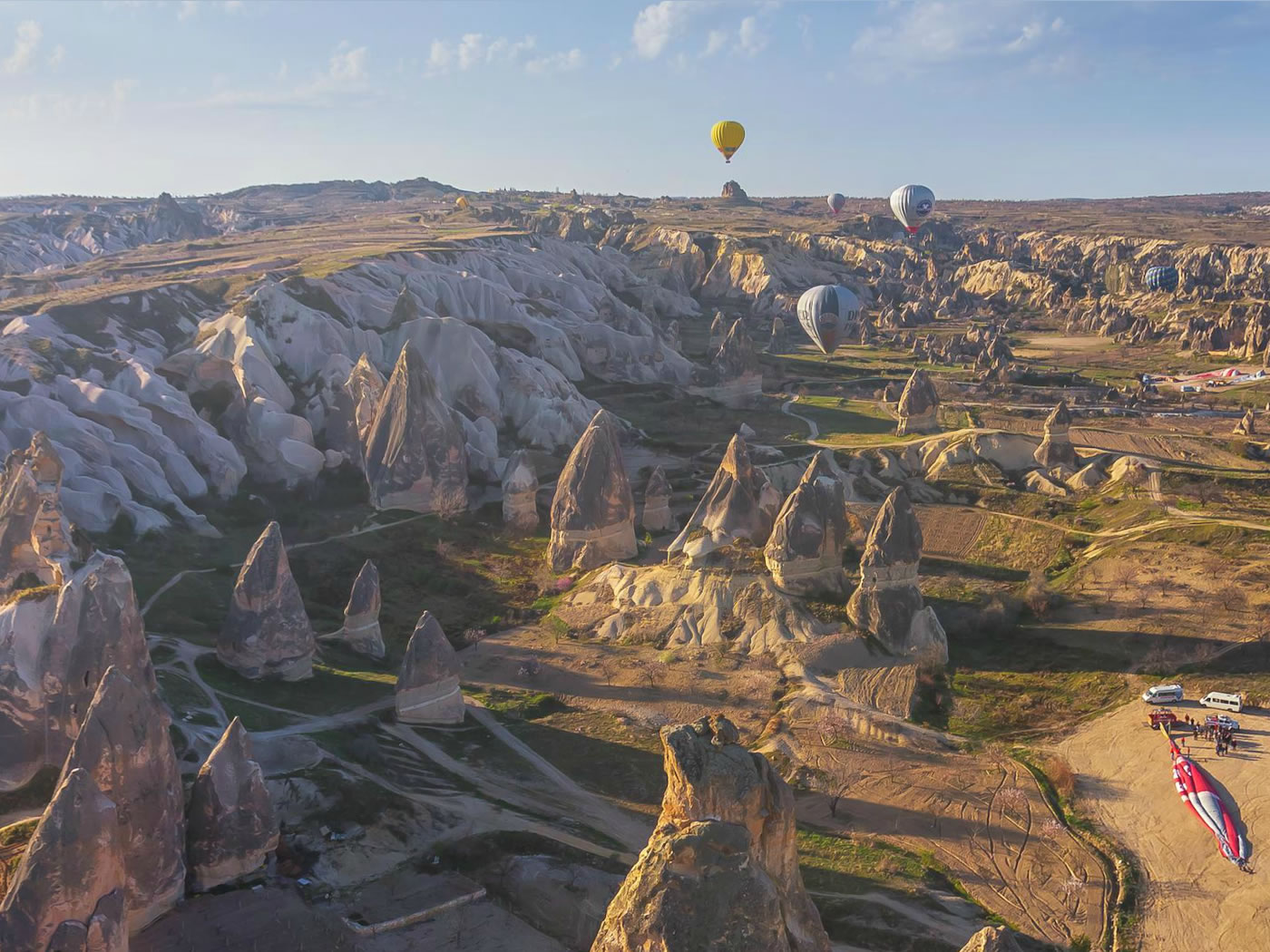 5 Day Tour Of Cappadocia Pamukkale And Ephesus