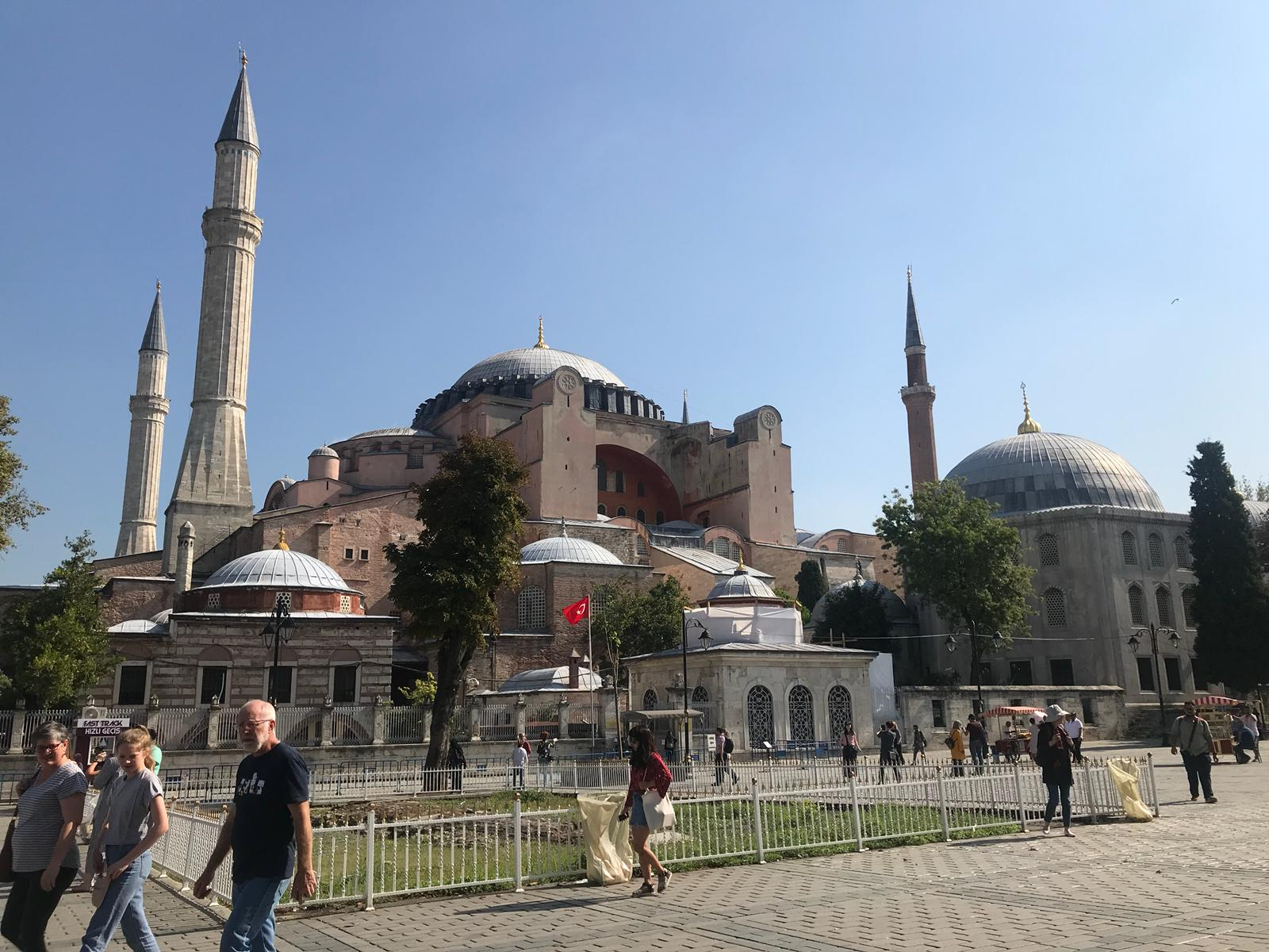 5 Days 4 Nights Istanbul Tour Package