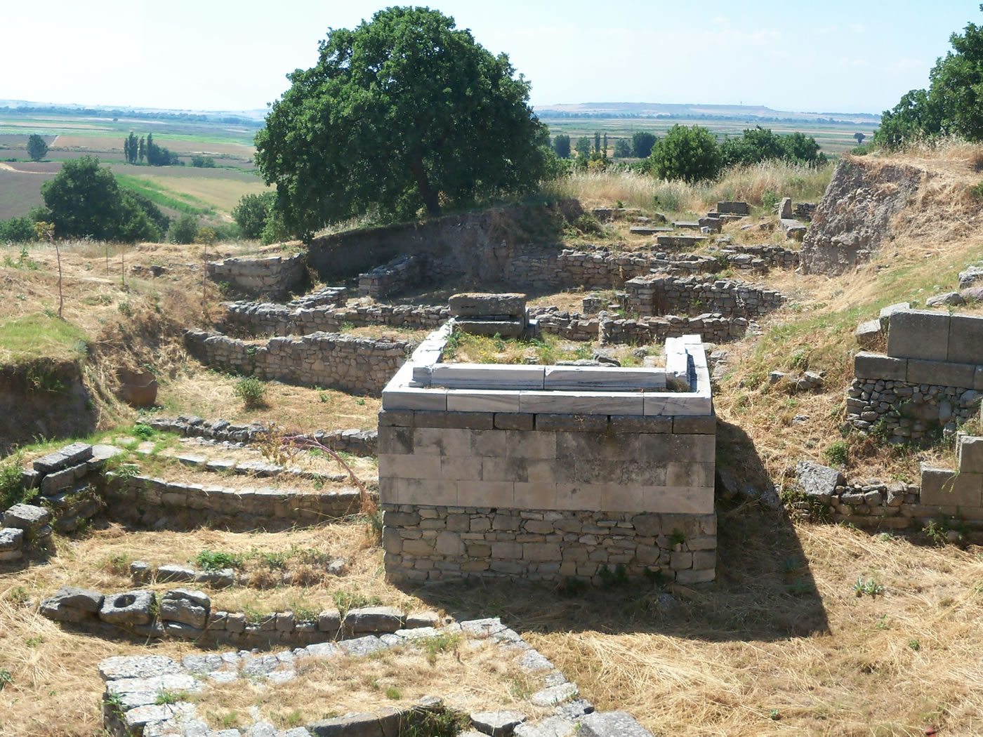 6 Day Gallipoli Troy Pergamon Ephesus Pamukkale And Cappadocia Tours 2