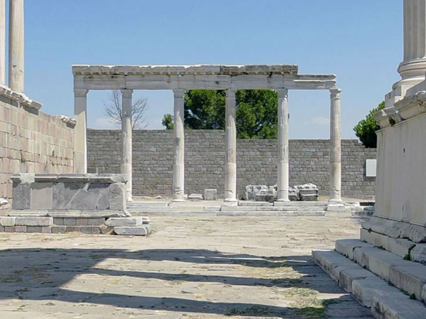 6 Day Gallipoli Troy Pergamon Ephesus Pamukkale And Cappadocia Tours 3