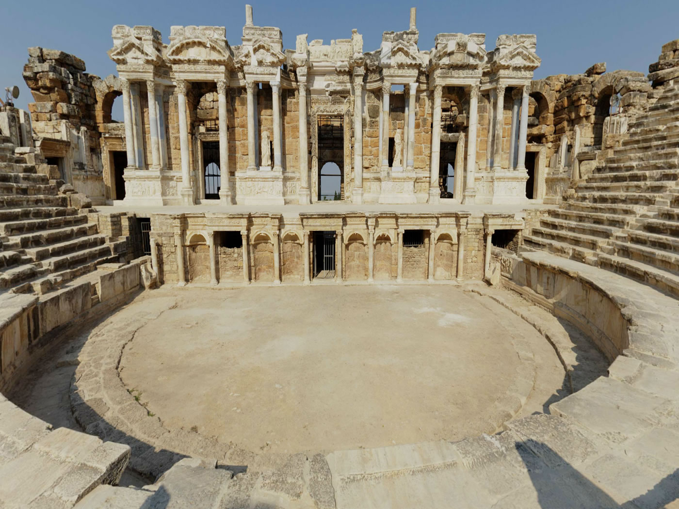 6 Day Gallipoli Troy Pergamon Ephesus Pamukkale And Cappadocia Tours 5