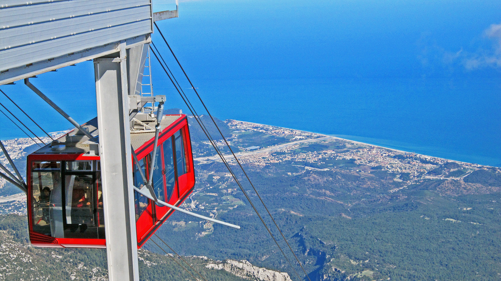Antalya Cable Car Tour