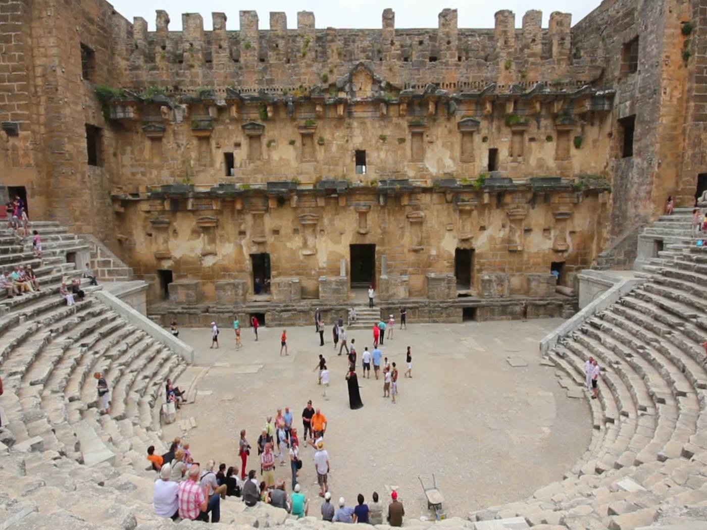 Aspendos, Perge And Side Tour