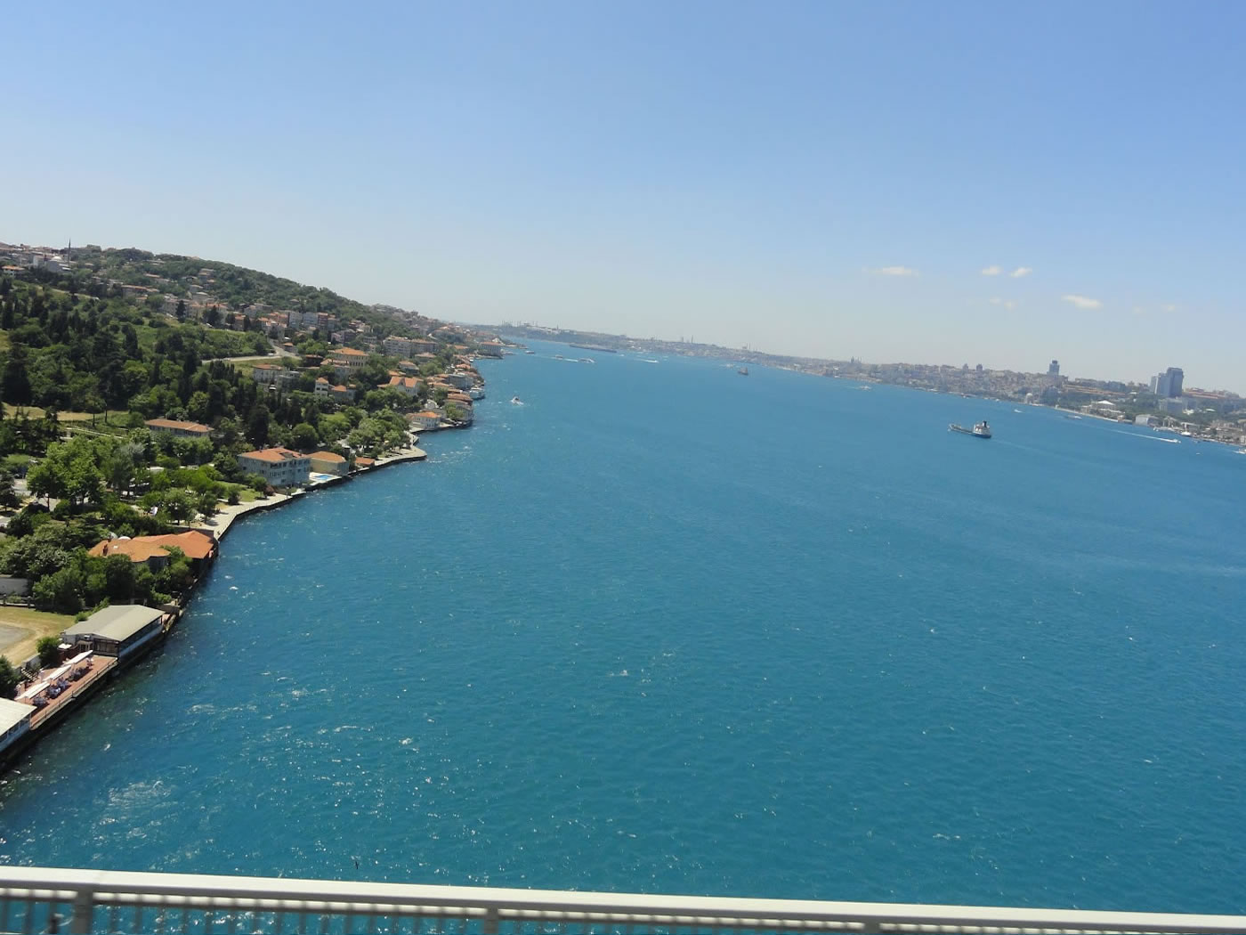 Bosphorus And Black Sea Cruise With Lunch On Board The Boat