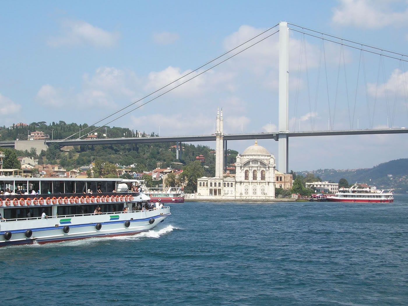 Bosphorus And Ottoman Splendours Daily Tour In Istanbul