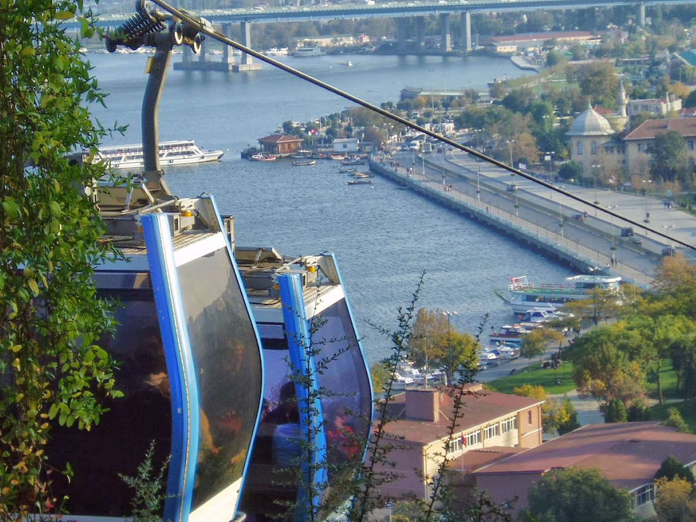 Cable Car And Bosphorus Daily Tour In Istanbul
