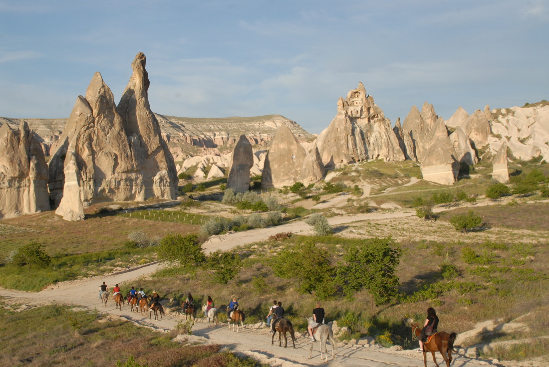 Cappadocia Horse Riding Tour 1 Hour