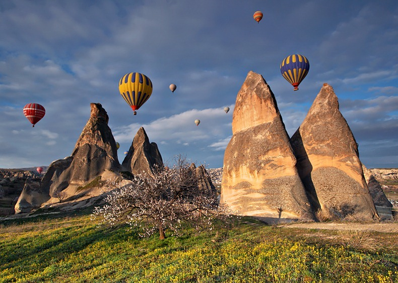 Cappadocia Hot Air Balloon Tour 2