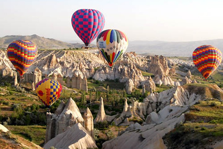 Cappadocia Hot Air Balloon Tour 3