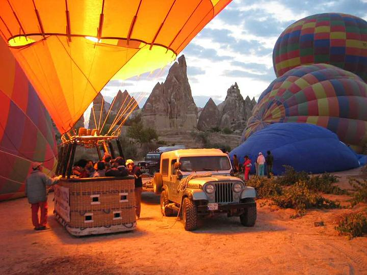 Cappadocia Hot Air Balloon Tour 5