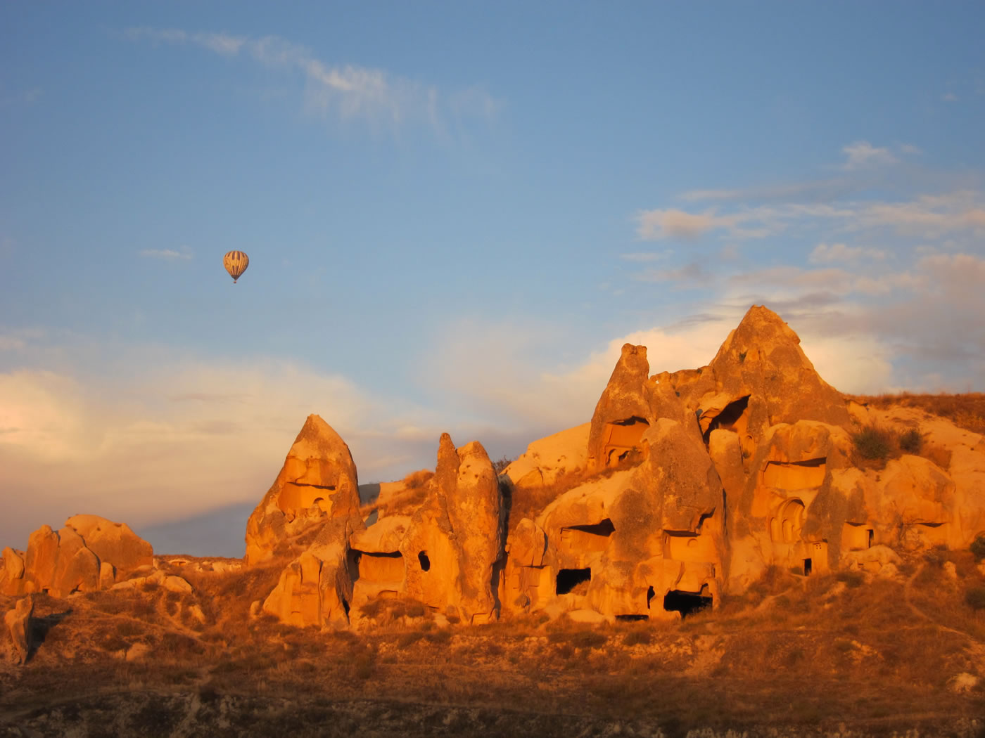 Cappadocia Hot Air Balloon Tour 6