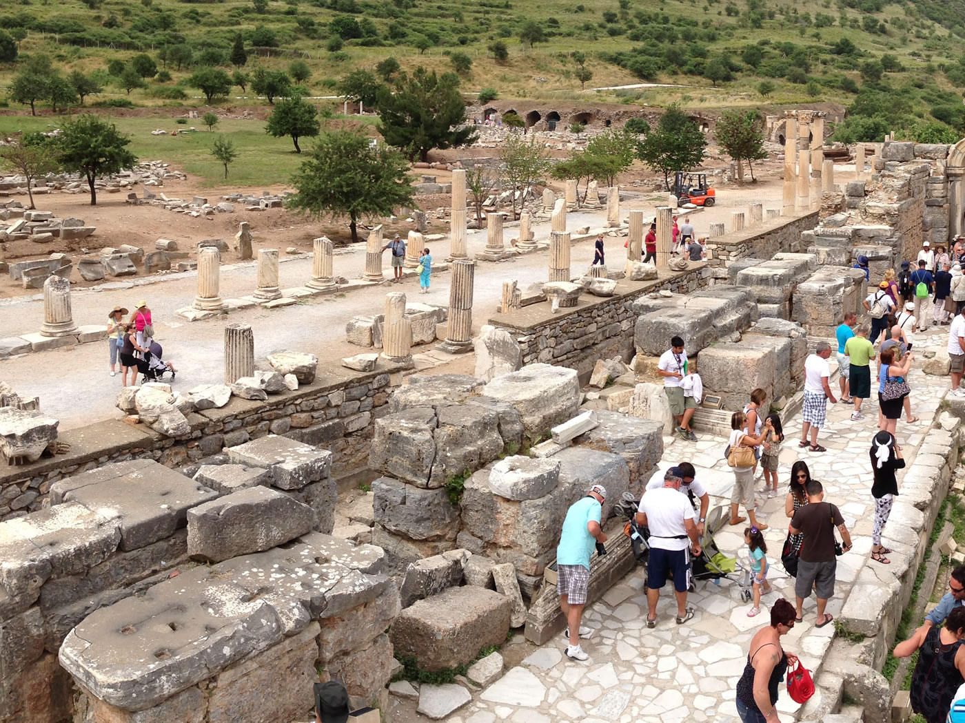 Ephesus Day Tour From Kusadasi
