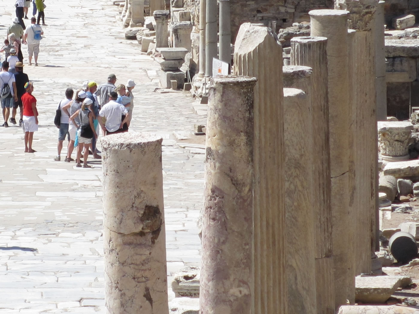 Ephesus, Pergamon, Gallipoli and Troy Tour