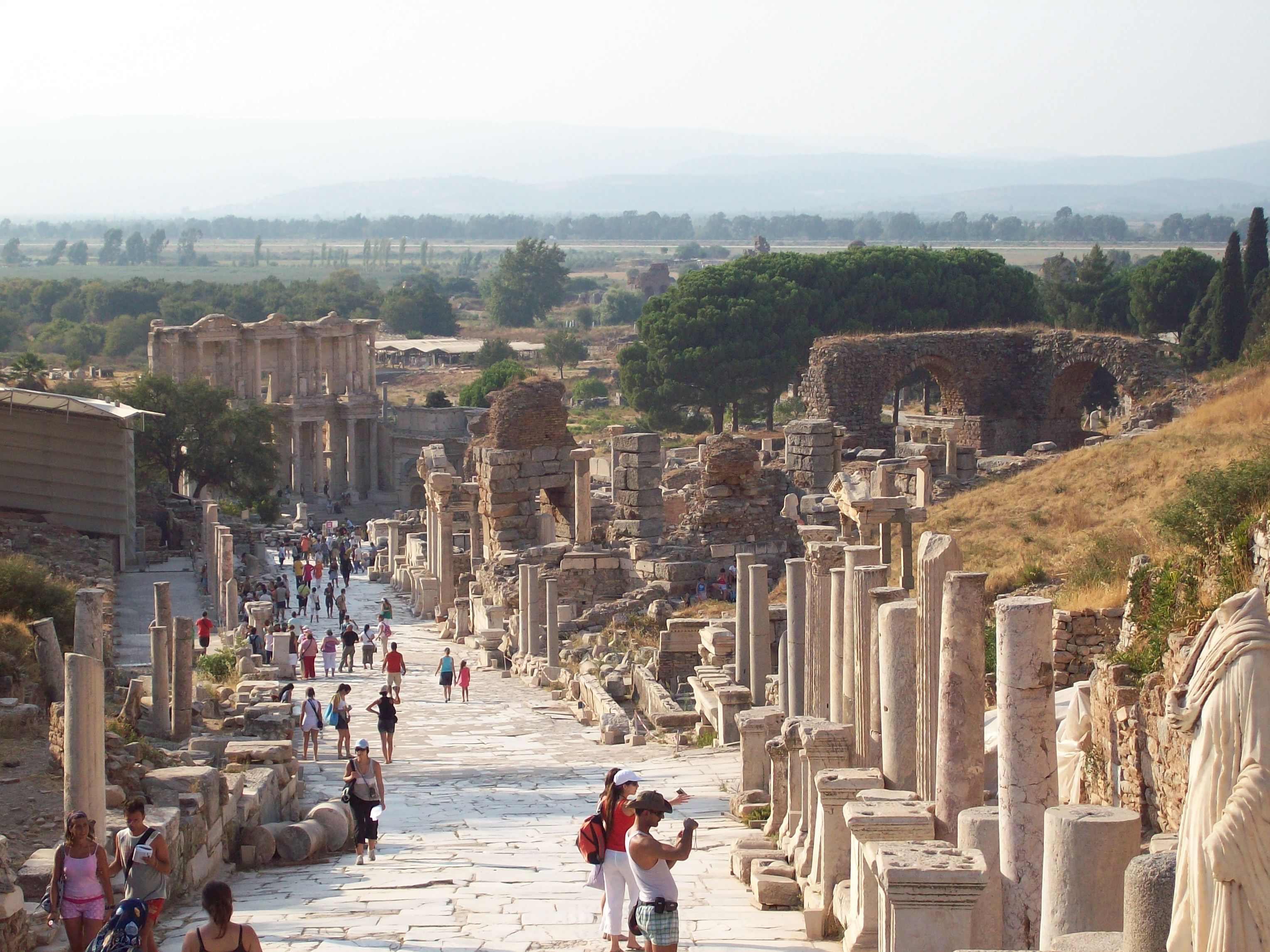 Ephesus Tour Package From Fethiye