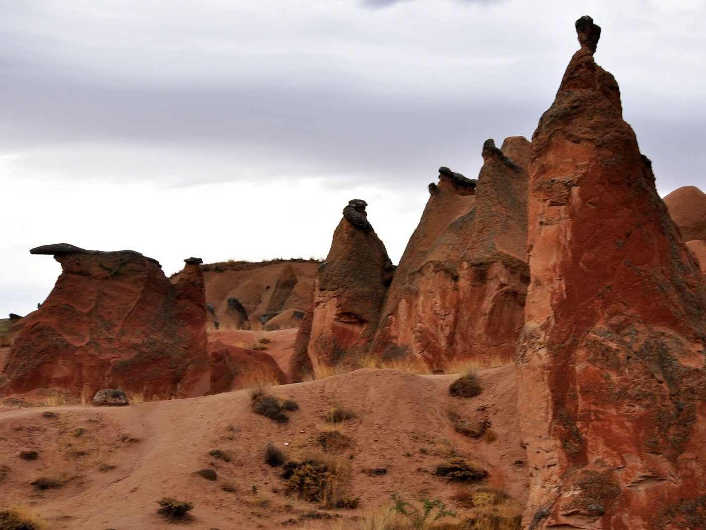 Fairy Chimneys Tour