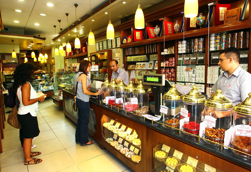 Gourmet and Tastes of Istanbul Walking Tour