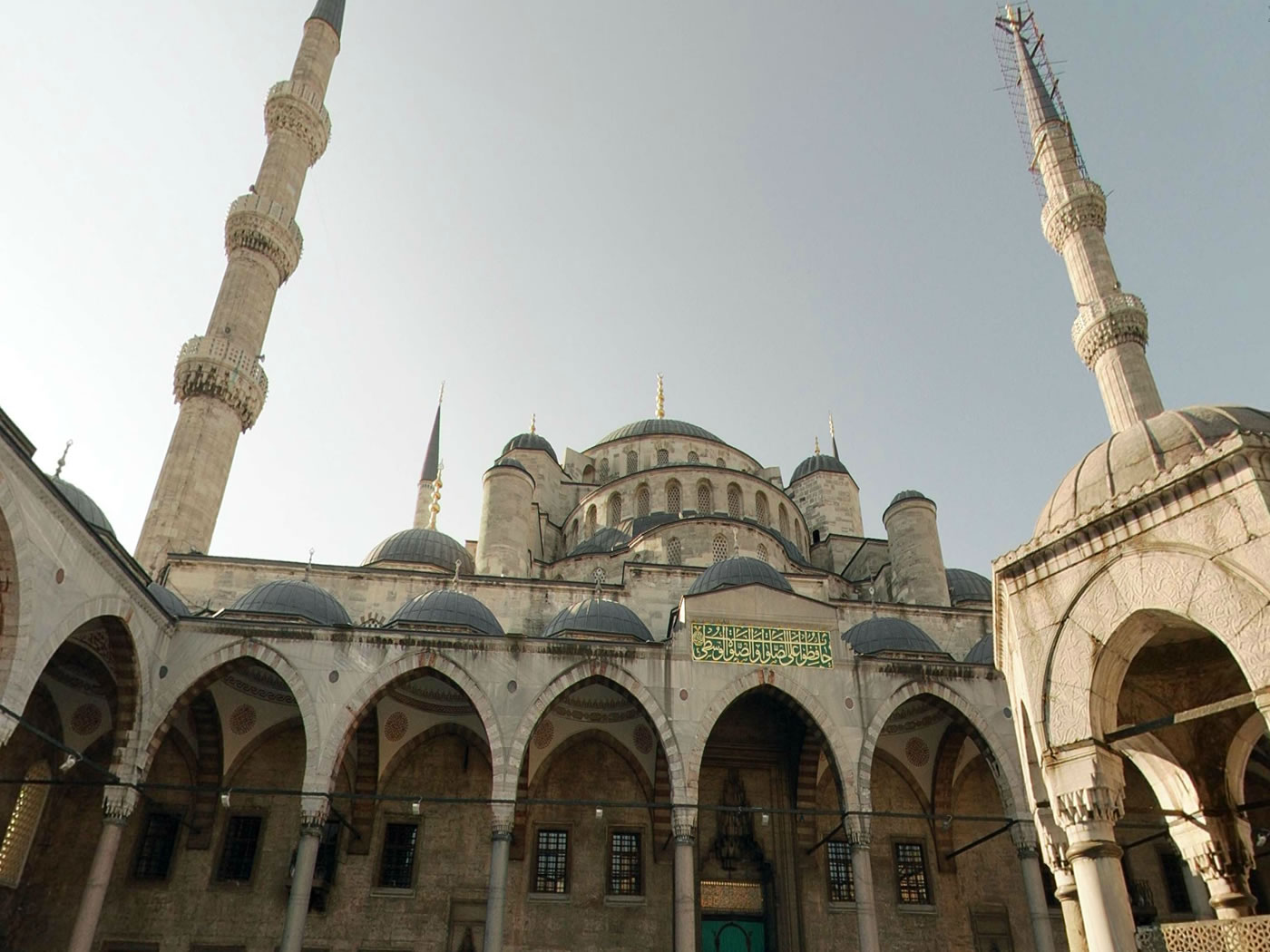 Istanbul Mosque Tour