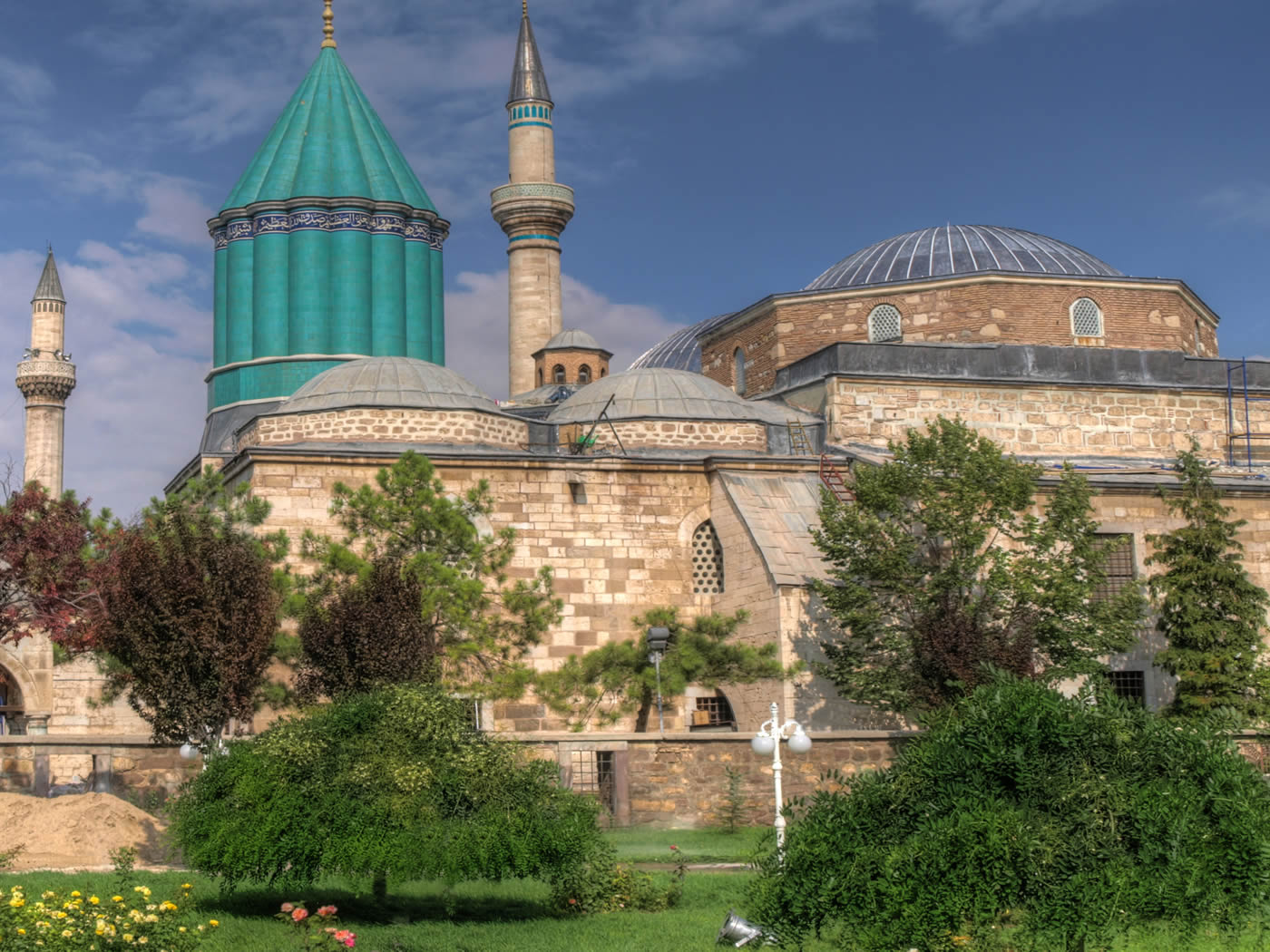Konya Mevlana Museum And Beysehir Lake Daily Tour