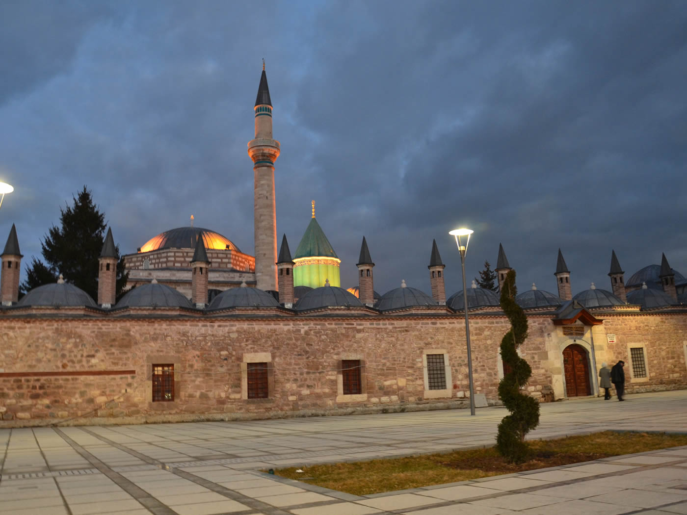 Konya Mevlana Museum And Sille Aya Helena Church Daily Tour