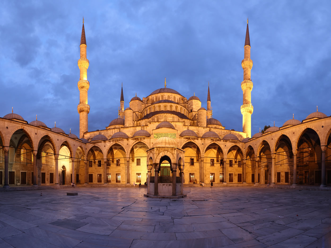 Old City Tour And Bosphorus Boat Cruise Daily Tour In Istanbul