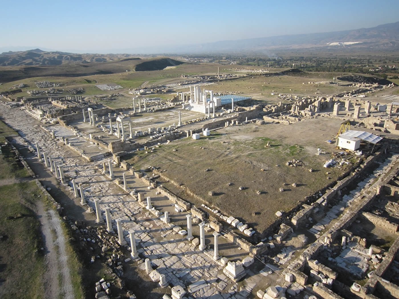 Pamukkale And Laodicea Tour From Istanbul