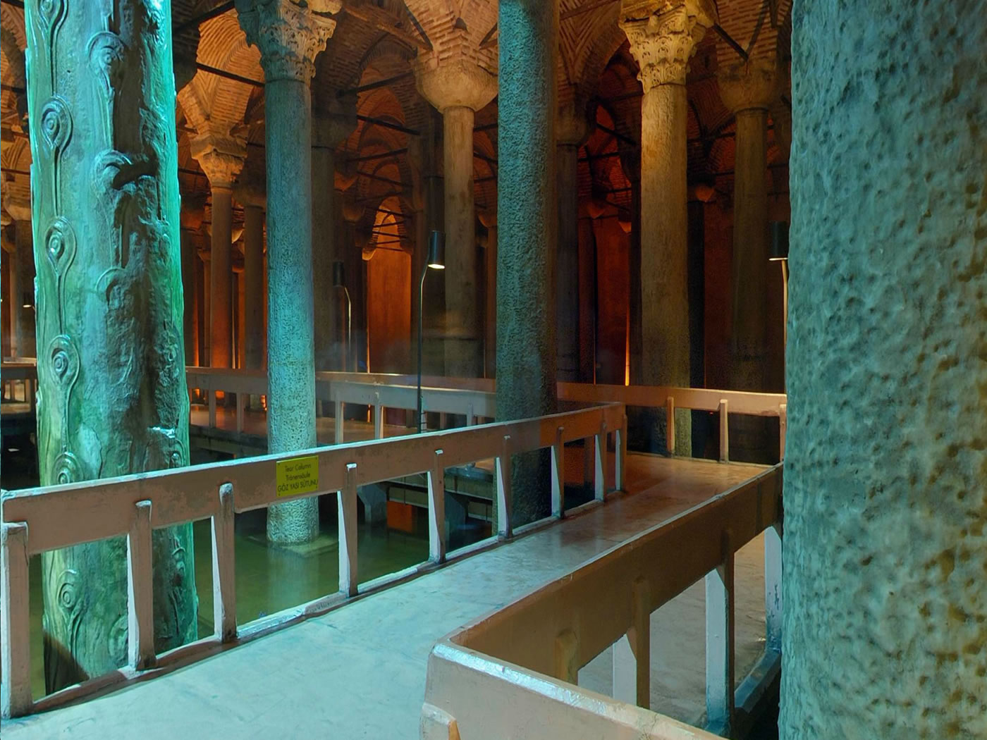 Private Guided Basilica Cistern Museum Tour